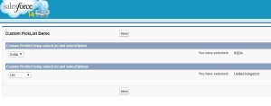 Custom Picklist in Visualforce Salesforce