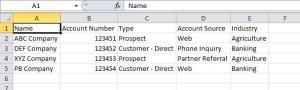 Import csv file using apex visualforce