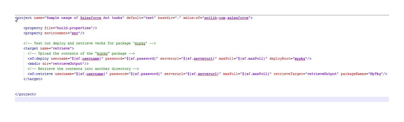 build xml file - Salesforce Blog