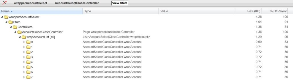 View State In Salesforce