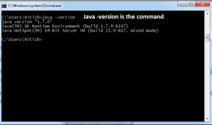 Check JRE Installation and Path