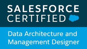 Salesforce Certified Data Architecture and Management Designer Exam