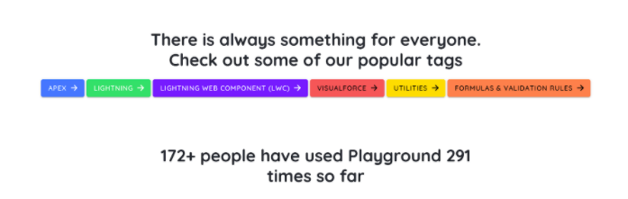 Playg statistics